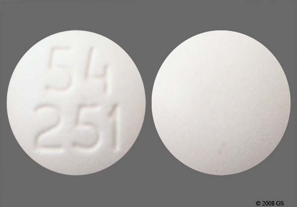 Photo of the drug Acarbose.