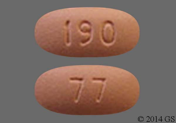 Photo of the drug Xeloda (generic name(s): CAPECITABINE).