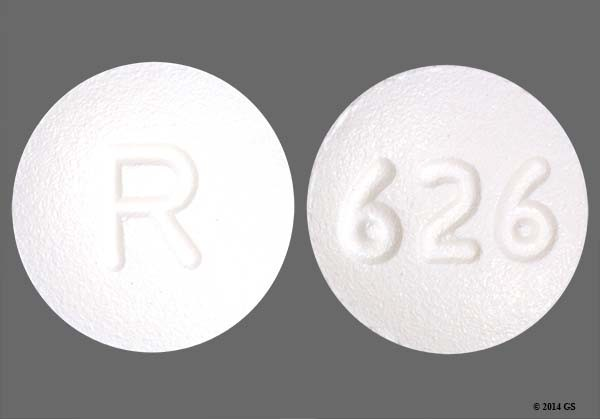 Photo of the drug Accolate.