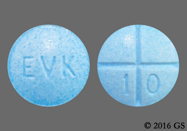 Photo of the drug Evekeo.